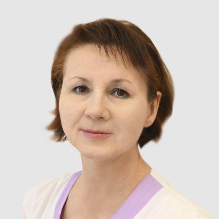 Самсонова Раиса Михайловна