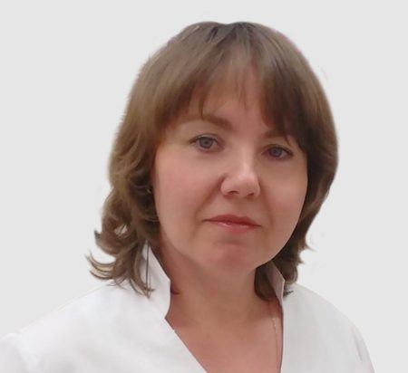 Щербакова Светлана Владимировна