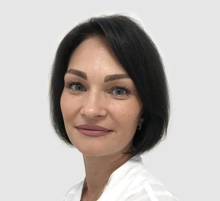 Сиднева Юлия Валерьевна